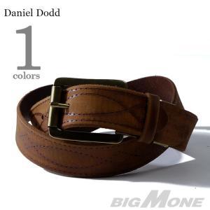 大きいサイズ メンズ DANIEL DODD カジュアルロングレザーベルト ロングサイズ azcl-037l