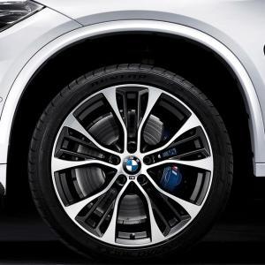 品質保証のBMW純正部品  BMW F15/X5 F16/X6 M Performance  ダブル...