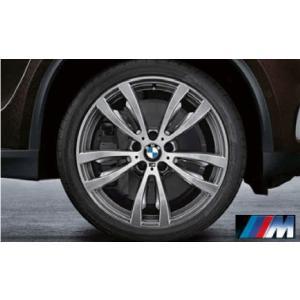 品質保証のBMW純正部品  BMW F15/X5 F16/X6 純正アロイ・ホイール Mライト・アロ...