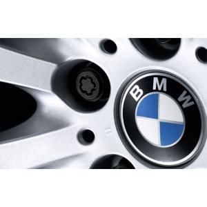 BMW 純正 ホイールロック セット 36132453961