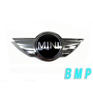 BMW純正 BMW MINI エンブレム MINI R50 R52用 フロント・エンブレム bmp