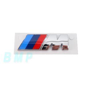 BMW純正 BMW M フェンダー エンブレム bmp