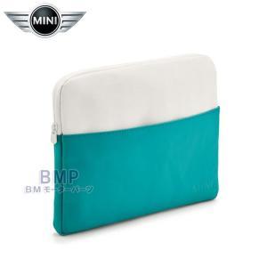 626fbbcda0 BMW MINI 純正 MINI COLLECTION MINI タブレット・ケース ホワイト/アクア iPad