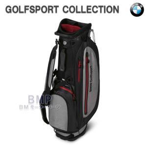 BMW純正 BMW GOLFSPORT COLLECTION ゴルフバッグ キャディバッグ|bmp