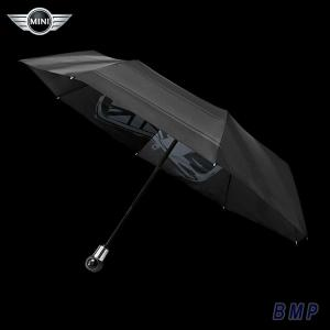 BMW MINI 純正 MINI COLLECTION LOGO LINE アンブレラ(折りたたみ傘)