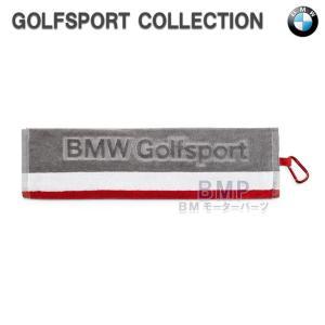 BMW純正 BMW GOLFSPORT COLLECTION ゴルフタオル|bmp