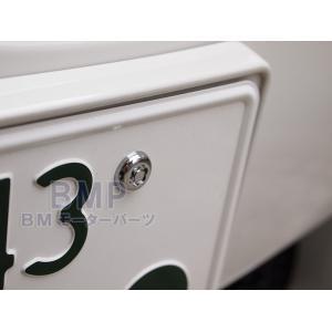 BMW MINI 純正 MINI ライセンスプレート 盗難防止 ロック ボルト|bmp|04