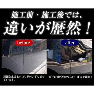 ガラスコーティング剤 大容量12台分 FAST CRYSTAL ファーストクリスタル KIRASTAR ガラスコーティング 洗車 BMW MINI等|bmp|04