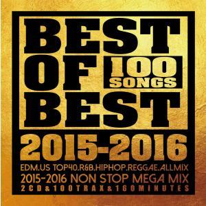 《送料無料/MIXCD》 BEST OF BEST -100 SONGS- 2015-2016  《洋楽 MixCD/洋楽 CD/MKDR0024》《メーカー直送/正規品》|bmpstore