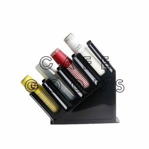 紙コップ クリアカップ ディスペンサー 4口用 ブラック C16|bmt-store