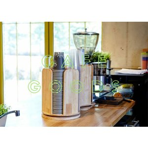 紙コップ クリアカップ ディスペンサー スウィング 4口用 Cuffy-W888|bmt-store