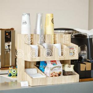 紙コップ クリアカップ ディスペンサー ワイド Cuffy-W727|bmt-store