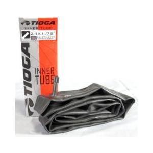 自転車 BMX 24インチ 米式バルブタイヤチューブ  TIOGA TUBE  24 X 1.75-2.125 bmx-source