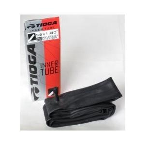 自転車 BMX 26インチ 米式バルブタイヤチューブ  TIOGA TUBE  26 X 1.80-2.125 bmx-source