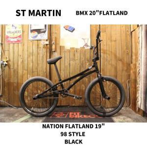 限定FACTORY FULLCUSTOM BMX FLATLAND 20インチ ATRO STYLE NATION FLATLAND 19