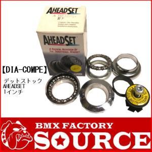 自転車 BMX ヘッドセット  DIA-COMPE  AHEADSET  1