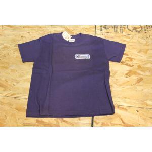 輸入こども服 新品デットストック リフレクターTシャツ BILLABONG ネイビー|bmx-source