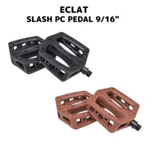 自転車 BMX ペダル  ECLAT  PLAZA PC PEDAL|bmx-source