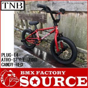 限定1台 別注カラー BMX KIDS 14インチ キッズ 子供自転車 TNB PLUG - 14