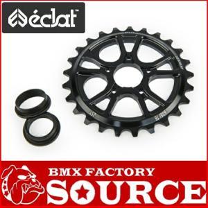 自転車 BMX スプロケット ECLAT  RS SPROCKET BOLT DRIVE  BLACK|bmx-source