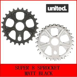 自転車 BMX スプロケット UNITED  SUPER 8 SPROCKET  25T|bmx-source