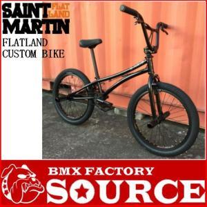自転車 BMX FLATLAND 20インチ  ST MARTIN