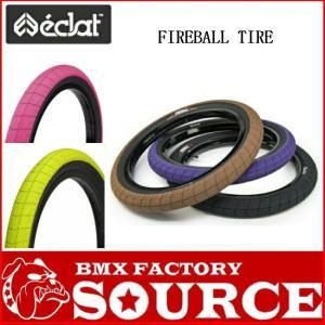 2本セット ECLAT / FIREBALL TIRE bmx-source