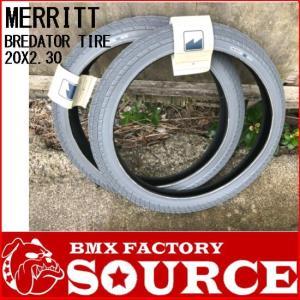 【自転車、BMX20インチタイヤ】 MERRITT / BRIAN FOSTER FT1 TIRE  20
