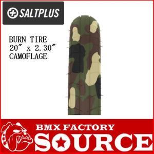 2本セット BMX20インチ用タイヤ SALTPLUS  BURN TIRE 20