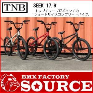 自転車 BMX FLATLAND 20インチ  TNB / SEEK 17.9|bmx-source