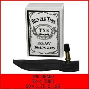 自転車 BMX 20インチ チューブ TNB  TR-4 TUBE  20×1.75-2.125 bmx-source