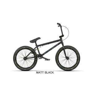 自転車 BMX 20インチ ストリート WETHEPEOPLE 2021 ARCADE MATT BLACK|bmx-source