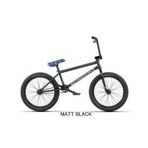 4月入荷予定 自転車 BMX 20インチ ストリート WETHEPEOPLE 2021 CRYSIS MATT BLACK|bmx-source