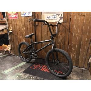 別注ジャイロ付き 自転車 BMX 20インチ ストリート WETHEPEOPLE NOVA MATT BLACK|bmx-source