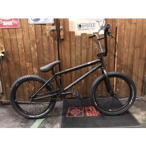 別注オフロード仕様 自転車 BMX 20インチ DIRT JUMP WETHEPEOPLE NOVA MATT BLACK|bmx-source