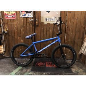 自転車 BMX 20インチ ストリート WETHEPEOPLE 2021 REASON FC MATT BLUE|bmx-source