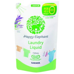 ハッピーエレファント 液体 洗たく用洗剤 詰替...の関連商品9