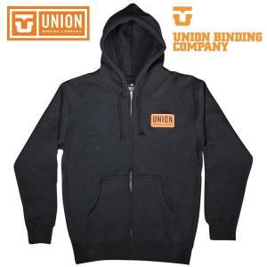 2019 UNION BINDING ユニオン ビンディング Standard Zip Hoodie...