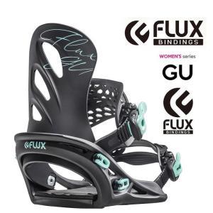 FLUX BINDING 2020 フラックス ビンディング GU BLACK