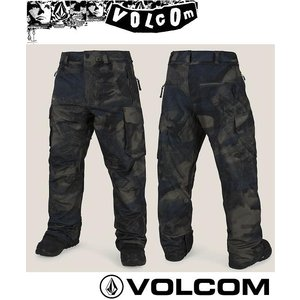2018 VOLCOM PROJECT PANT CAM ボ...