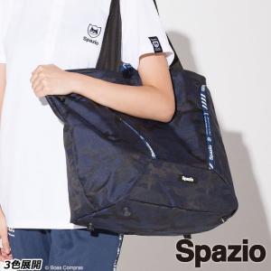 スパッツィオ カモフラトートバッグ