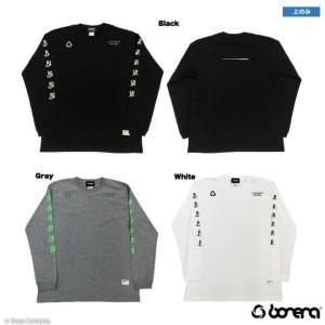ボネーラ ロングスリーブTシャツ【送料無料】【ネコポス対応】|boas-compras