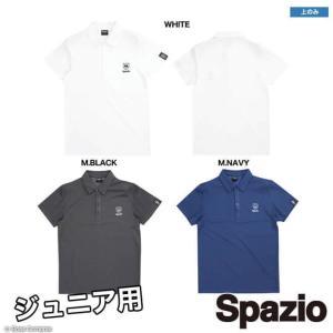 商品番号 tp-0533 スパッツィオ/spazio ジュニアPIPPOポロシャツ  素材:ポリエス...