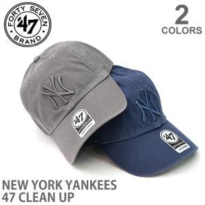 47BRAND/47ブランド B-RGW17GWSNL CLEAN UP CAP アジャスタブル キャップ ブリムキャップ メンズ レディース 帽子【ネコポスのみ送料無料|bobsstore