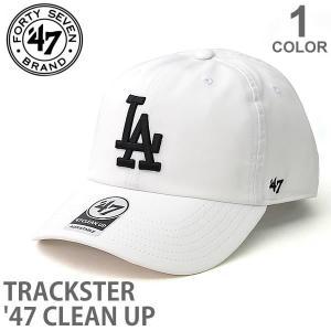 47BRAND/47ブランド B-TRACK12LIV キャップ ドジャース 帽子 Los Angeles Dodgers ロサンゼルスドジャース ホワイト メンズ レディース 47brand マジックテープ|bobsstore