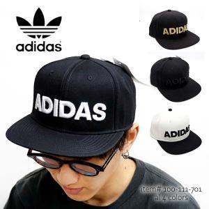 アディダス adidas 100-111-701 FLAP SNAPBACK キャップ  CAP メンズ レディース 吸湿速乾 スナップバック|bobsstore