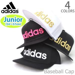 アディダス adidas 175-211-004 ベースボールキャップ メンズ レディース ジュニア 帽子 ロゴ ブラック ホワイト スポーツ CAP|bobsstore