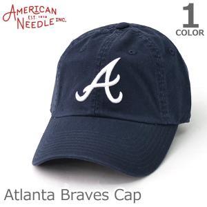AMERICAN NEEDLE【アメリカンニードル】ATLANTA BRAVES クーパーズタウン キャップ 人気 アメカジ 帽子 メンズ レディース|bobsstore