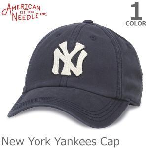 AMERICAN NEEDLE【アメリカンニードル】NEW YORK YANKEES キャップ 人気 アメカジ 帽子 メンズ レディース ニューヨーク|bobsstore