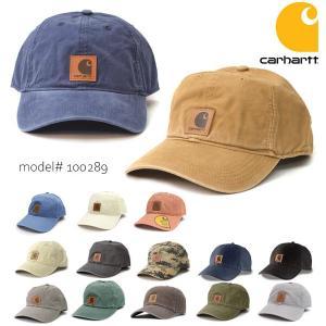 カーハート/carhartt 100289 ODESSA Cap Men's, Cotton Canvas Hat コットン キャップ カジュアル メ|bobsstore